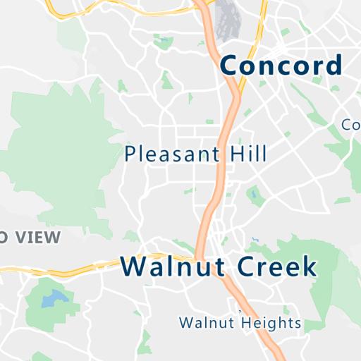 USPS Mailbo Located in Walnut Creek, CA - Mailbox Locate on kaiser california map, kaiser redwood city map, kaiser san leandro map,