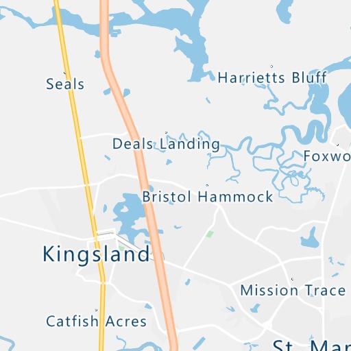 Map Of Kingsland Georgia.Usps Mailboxes Located In Kingsland Ga Mailbox Locate